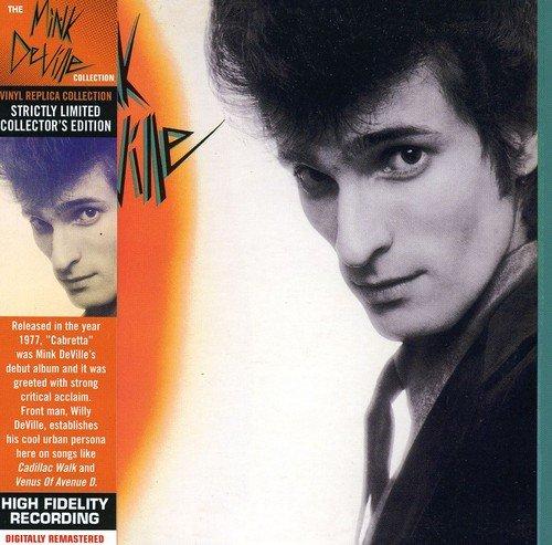 Price comparison product image Cabretta - Cardboard Sleeve - High-Definition CD Deluxe Vinyl Replica