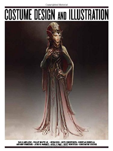Costume Design & Illustration: for Film, Video Games and Animation