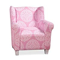 HomePop Youth Upholstered Chair