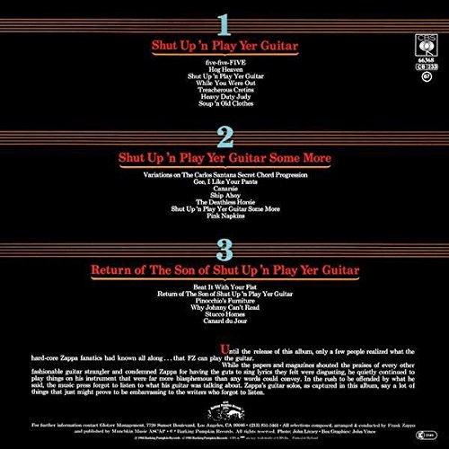 VINYL LP) Shut Up \'N Play Yer Guitar: Amazon.co.uk: Music