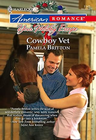 book cover of Cowboy Vet