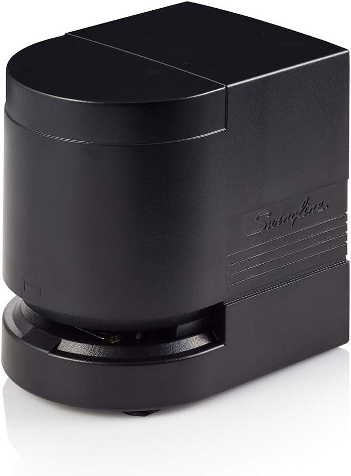 Swingline Electric Stapler, Heavy Duty, Cartridge, 25 Sheet Capacity, Black (50201) : Desk Staplers : Office Products