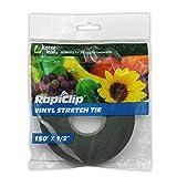 "Luster Leaf 844 Rapiclip Vinyl Stretch Tie - 150' x 1/2"" Roll"