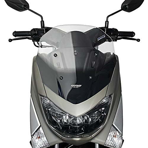 Tourenscheibe MRA Yamaha NMAX 125 16-18 klar