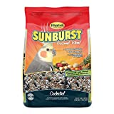 Higgins Sunburst Cockatiel Bird Food Gourmet Mix
