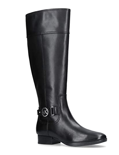 4f406c99a1b7 Michael Michael Kors Harland Riding Boots Colour Black Size UK 6 ...