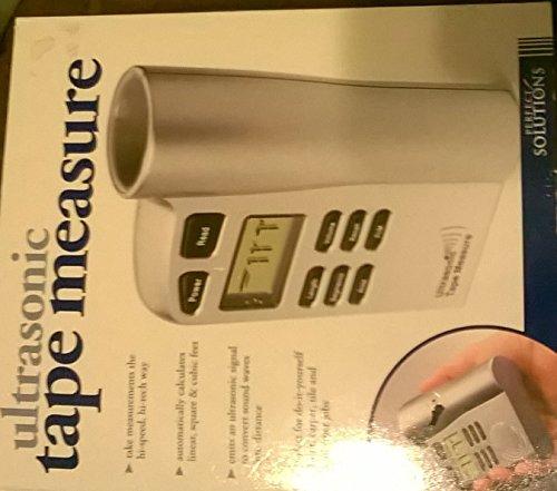 Ultrasonic Tape Measure - Measure Ultrasonic Tape
