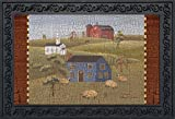 Briarwood Lane Faith Family Friends Primitive Doormat Indoor Outdoor Everyday Sheep 18'' x 30''