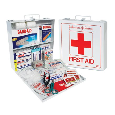 BOXOCS2127 - BOX Industrial First Aid Kit by Box