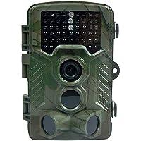 Berger & Schröter 12 MP Wildkamera, 32 GB, Full HD, camo, S