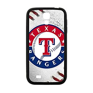 SANYISAN Texas Rangers Fahionable And Popular High Quality Back Case Cover For Samsung Galaxy S4