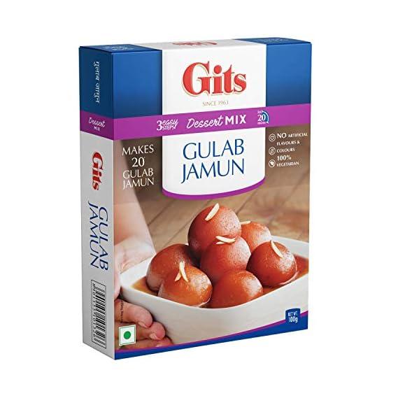 Gits Gulab Jamun Mix, 100g