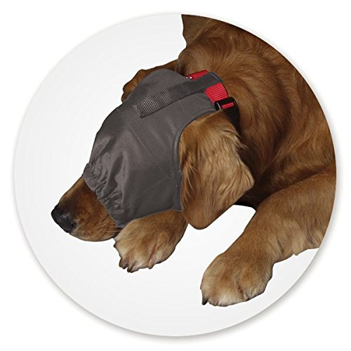 ThunderCap Calming Cap for Dogs (Medium) by Thundershirt