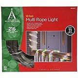 NOMA/INLITEN-IMPORT 55131-88 18-Feet Multi Rope Light Set