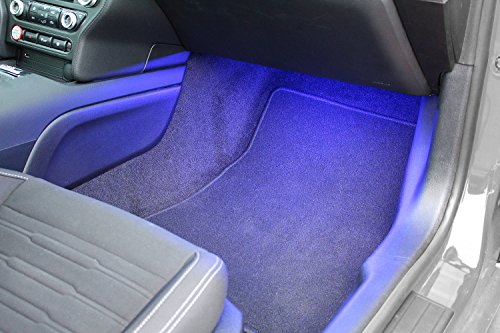 Led Footwell Lighting White in US - 8