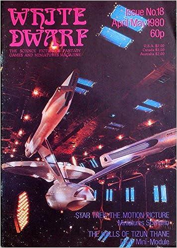 White Dwarf Magazine, Issue 18: Ian Livingstone: Amazon.com: Books