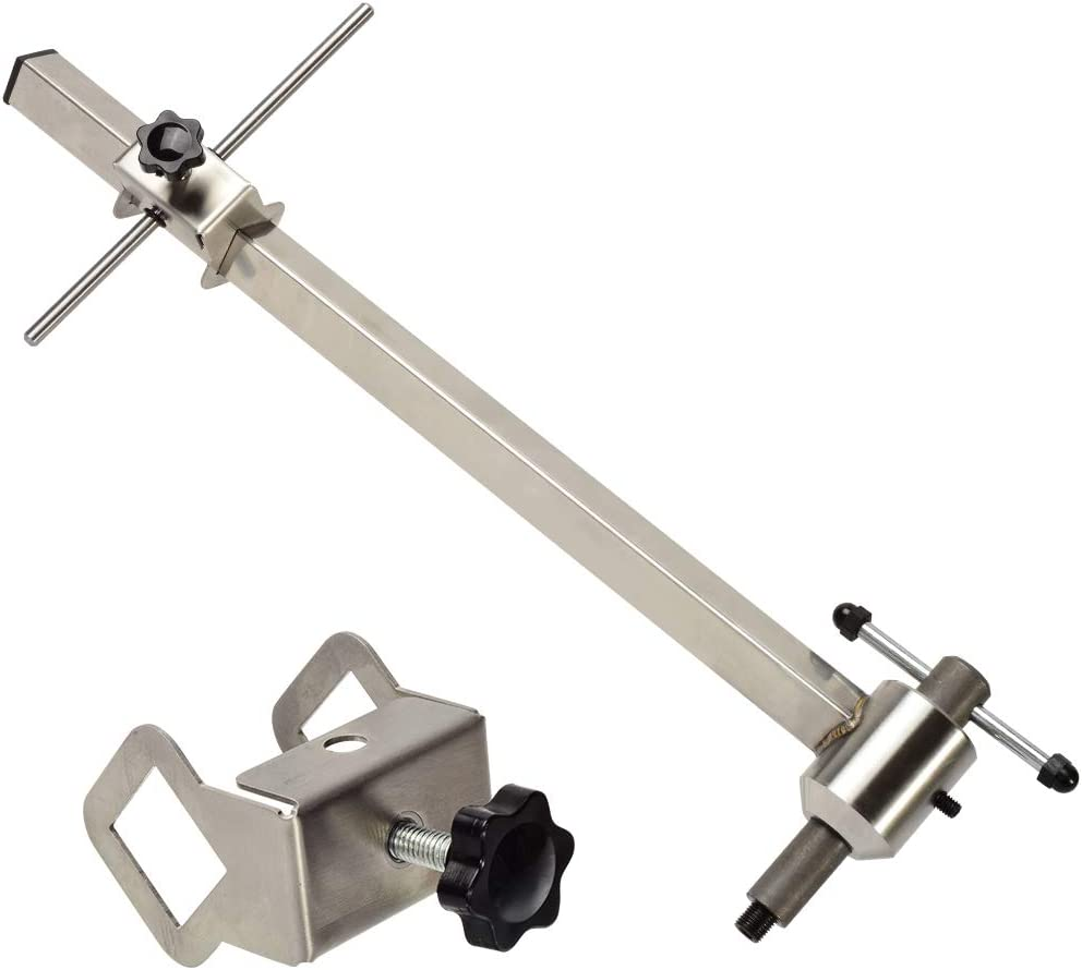 BESPORTBLE Bicycles Derailleur Hanger Alignment Gauge Tool Professional Alignment Ranging Tool for MTB And Road Bikes