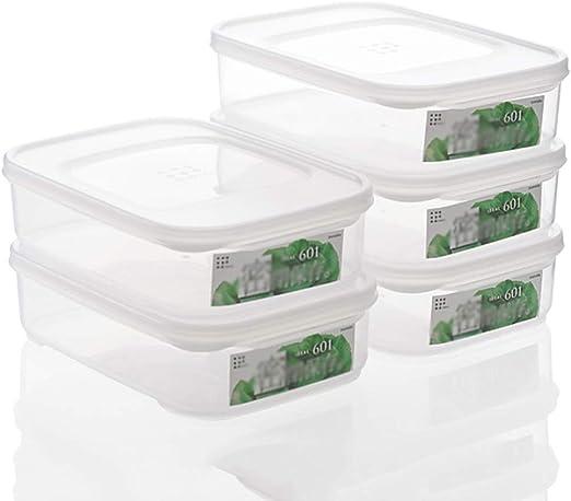 Refrigerador Caja De Almacenamiento Transparente Caja De ...