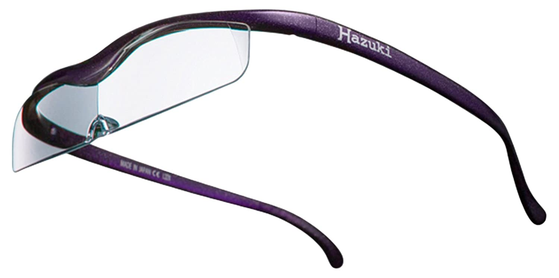 Hazuki ハズキルーペ クール 1.32倍 クリアレンズ 紫 B074KB4C1X 紫 紫