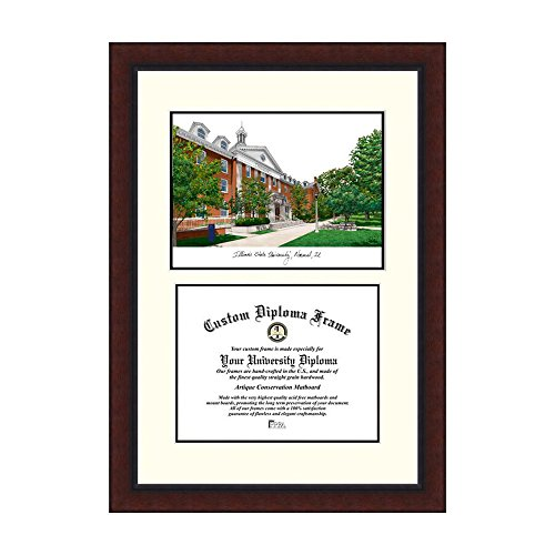 Campus Images NCAA Illinois State Legacy Scholar Frame by Campus Images