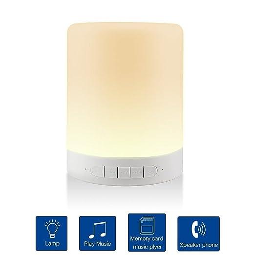 2 opinioni per Esamconn® LED Cambia colore lampada dimmerabile con l'atmosfera luce di umore