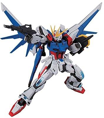"Bandai Hobby RG Build Strike Gundam Full Package ""Build Fighters"" Building Kit (1/144 Scale)"