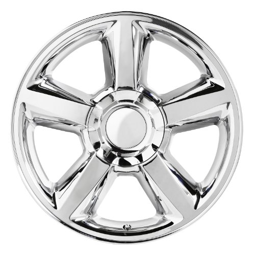 Amazon Com Wheel Replicas V1164 Chevrolet Tahoe Ltz Chrome Wheel