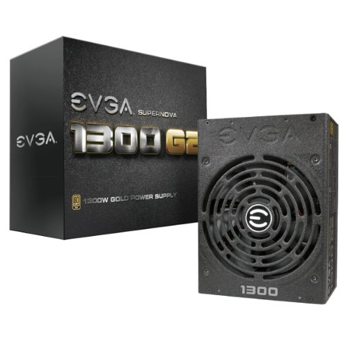 EVGA SuperNOVA Crossfire Warranty 120 G2 1300 XR product image
