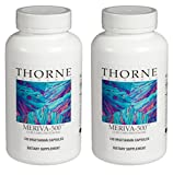 Thorne Research, Meriva-500 (120 Caps) Pack of 2