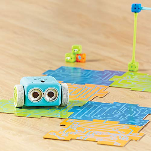 Learning Resources Botley the Coding Robot Activity Set, Homeschool, Coding Robot for Kids, STEM Toy, Programming for Kids, Ages 5+
