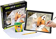 Crayola Light Up Tracing Pad, Gifts for Girls &