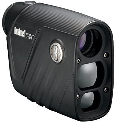 Bushnell Sport 850 4x 20mm 1-Button Operation Compact Laser Rangefinder from Bushnell