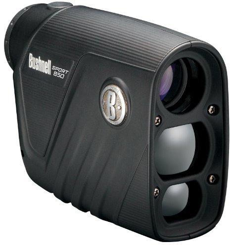 Bushnell Sport 1-Button Operation Compact Laser Rangefinder, 4 x 20mm