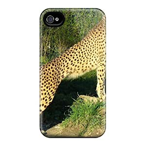 Awesome Waiting For The Food Flip Case With Fashion Design For Iphone 4/4s