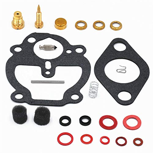 - Carburetor Repair Kit For Allis Chalmers B C CA D10 D12 WD45 WF 190 190XT Carb Kit W/Zenith Carb