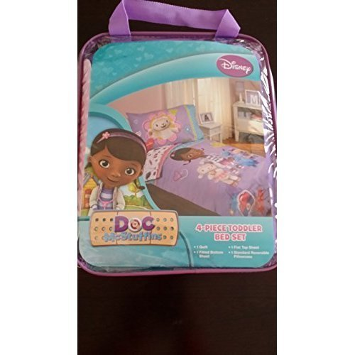Toddler Bedding Sets For Girls Doc McStuffins Comforter Beds
