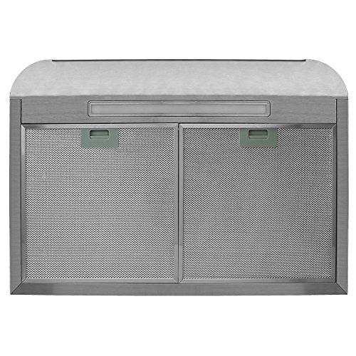bv stainless steel 30 inch under cabinet kitchen range hood 400 cfm wi ebay. Black Bedroom Furniture Sets. Home Design Ideas