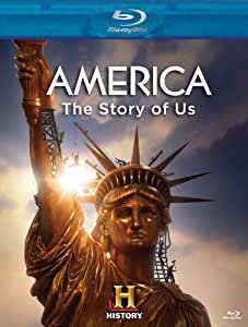 America: The Story of Us [Blu-ray]