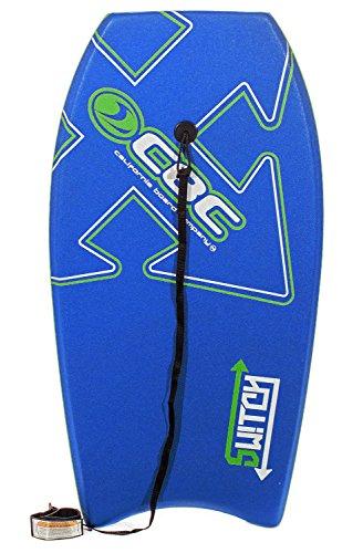 California Board Company Switch Bodyboard (36-Inch, Blue/Yellow)