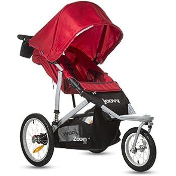 Amazon.com : Joovy Zoom 360 Swivel Wheel Jogging Stroller ...