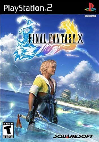 FINAL FANTASY X SQE by Playstation (Image #1)
