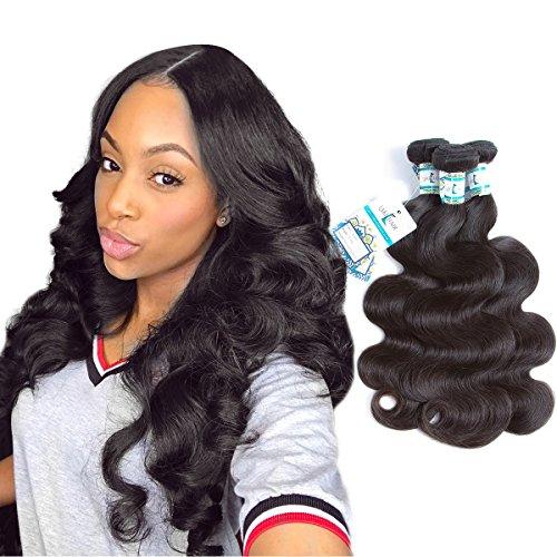 brazilian virgin hair wave bundles