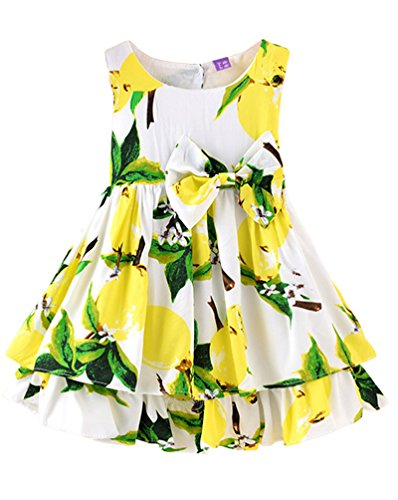 rjxdlt-baby-girls-bowknot-lemon-print-skirt-dress-6-9-months-yellow