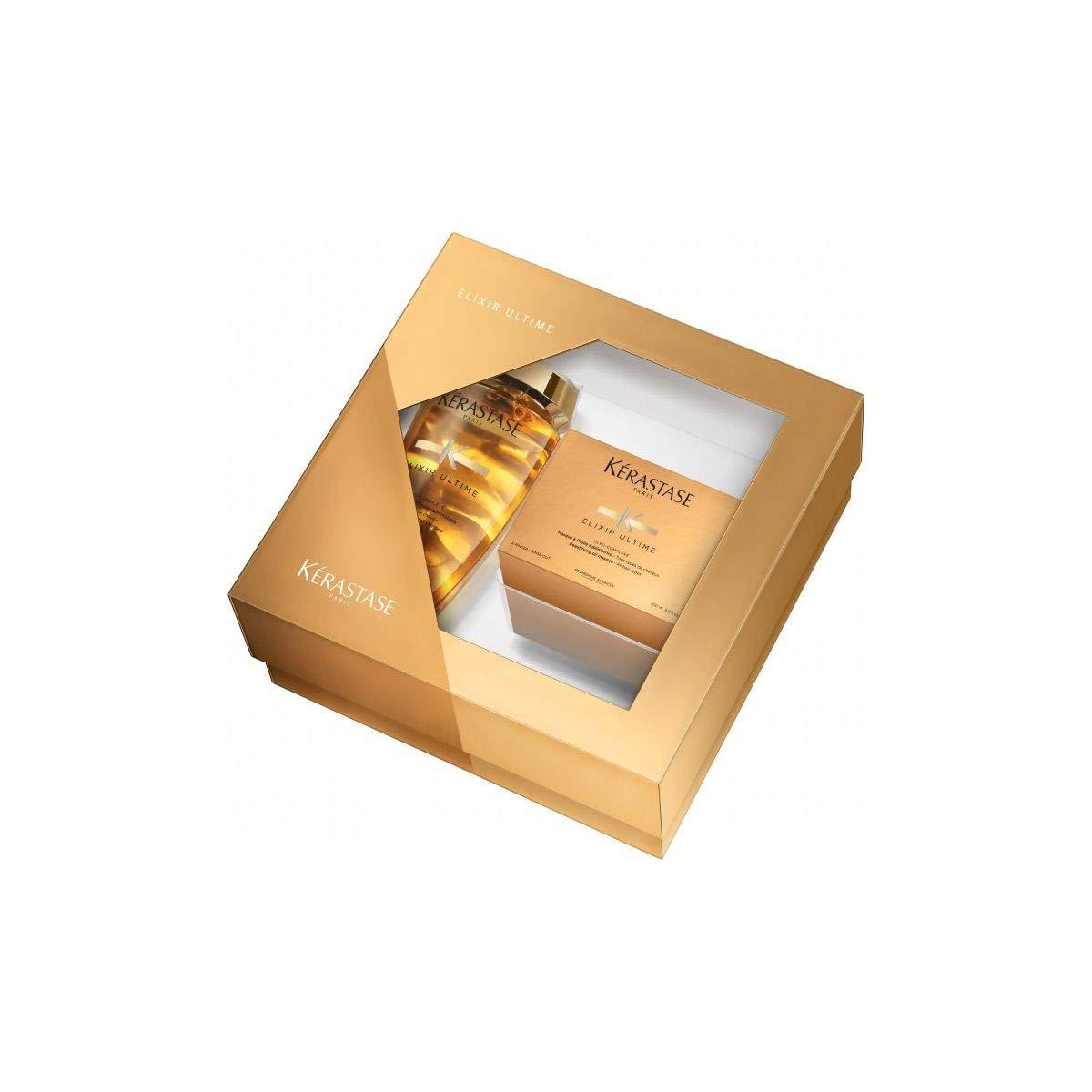 kérastase Elixir Ultime, Set de cadeau de cheveux–2pièces Kerastase 8433726125832
