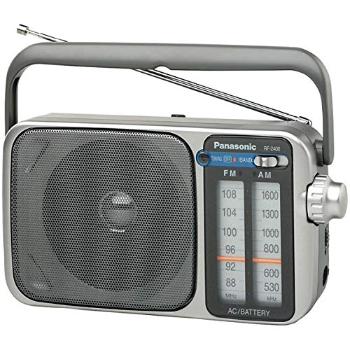 Panasonic Portable Radio