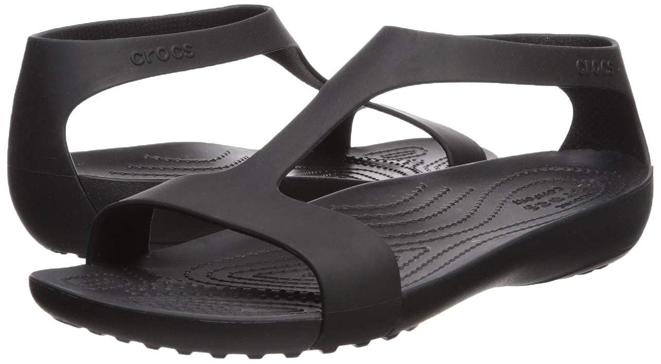 Crocs Serena Sandal W Zapatos de Playa y Piscina para Mujer