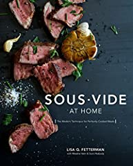 A beginner's guide to sous vide, which has been a popular cooking technique in restaurants for years, offering tender and succulent dishes cooked to perfection. Now, from the creator of Nomiku—the first affordable sous vide machine—comes this...