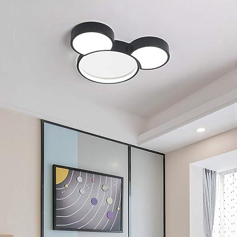 ☝XDD Lámpara de Techo en la habitación de los niños ...