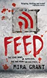 Front cover for the book Feed by Mira Grant
