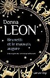 Brunetti et le mauvais augure (Suspense Crime) (French Edition)